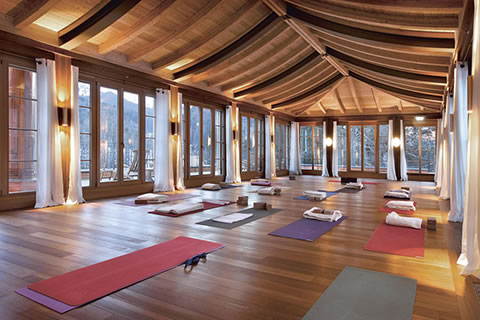 Schloss Elmau Yoga Retreats & Summit 2016