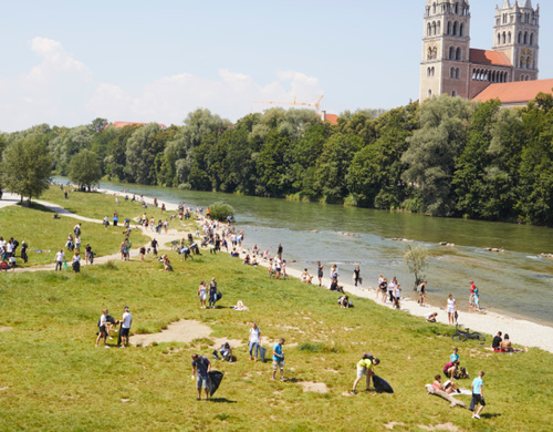 Isar Clean Up 2019